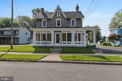 331 N Main St Woodstown Three BR, This renovated colonial stone
