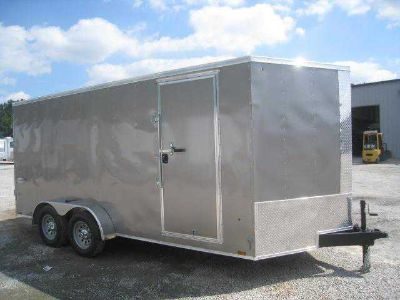 2019 Look Trailers Element 7x16 Vnose