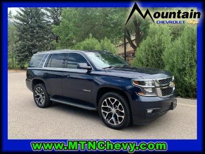 2018 Chevrolet Tahoe LT (blue velvet metallic)
