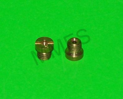 Purchase ROCHESTER QUADRAJET CARBURETOR PRIMARY METERING JET JETS 66 .066 SOLD AS PAIR motorcycle in Hackett, Arkansas, United States, for US $7.50