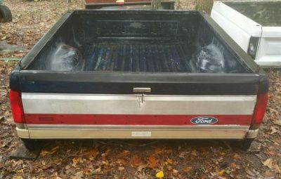 Find 1988 Ford F-150 SWB truck bed fits 1987-96 motorcycle in McKenzie, Tennessee, United States, for US $649.99