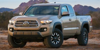 2018 Toyota Tacoma Access Cab 6' Bed I4 4x2 AT (Midnight Black Metallic)