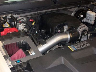 Buy Cold Air Inductions Inc. 2009-13 V8 GM Truck/SUV Cold Air Intake System (CAI) motorcycle in Memphis, Michigan, United States, for US $399.99