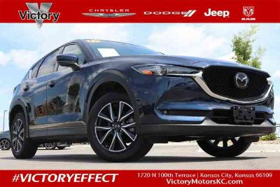 2017 Mazda CX-5 Grand Touring **ONE OWNER**RECENT TRADE**LOADED**