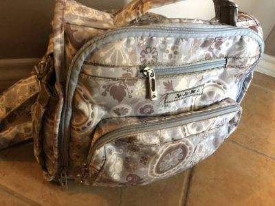 $reduced$Jujube backpack or messenger BFF diaper bag