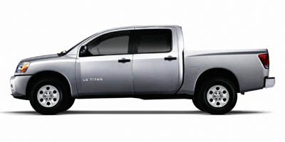 Stop By and Test Drive This 2007 Nissan Titan with 171,112 Miles