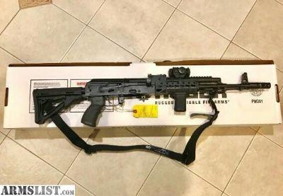 For Sale: Arsenal SLR-107FR customized