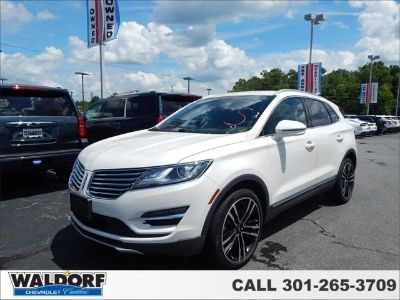 2017 Lincoln MKC Reserve (white)