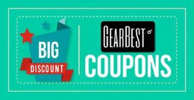 Get 15% GearBest coupon code