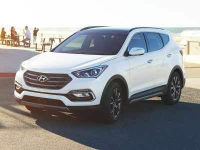 2017 Hyundai Santa Fe Sport 2.4 Base (Twilight Black)