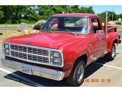 1979 Dodge Little Red Express