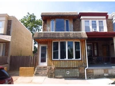 2 Bed 1.5 Bath Foreclosure Property in Camden, NJ 08103 - Langham Ave