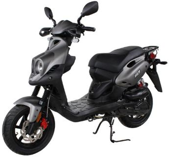 2018 Genuine Scooters Roughhouse 50 Sport 250 - 500cc Scooters New Haven, CT