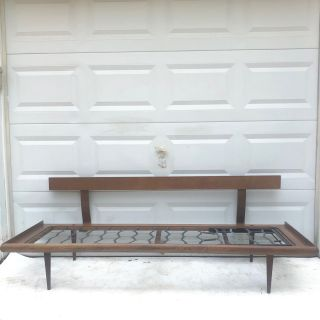 Mid-Century Modern Daybed Sofa Frame