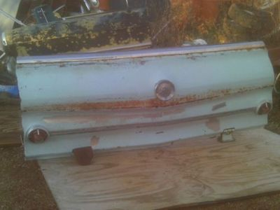 Find 1962 CHEVROLET IMPALA STATION WAGON TAILGATE NOMAD BELAIR PARKWOOD POWER WINDOW motorcycle in Springfield, Missouri, United States, for US $700.00