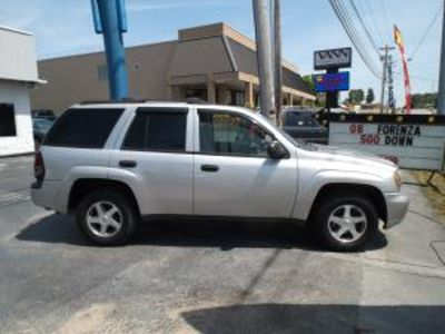 2006 Chevy Trailblazer 4 x 4