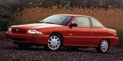 1997 Buick Skylark Custom (Light Sandrift (Pearl))