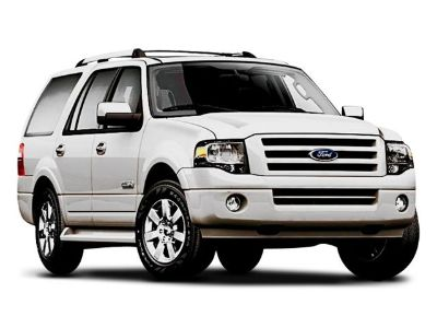 2008 Ford Expedition EL Limited (Gray)