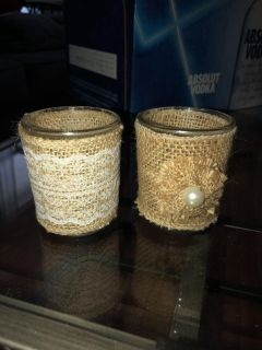 His & Hers Shot Glasses