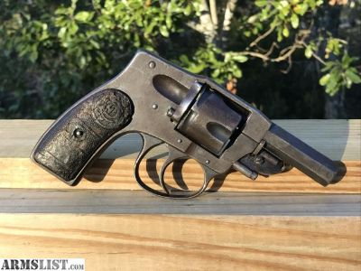 For Sale: Antique .32acp Pocket Revolver