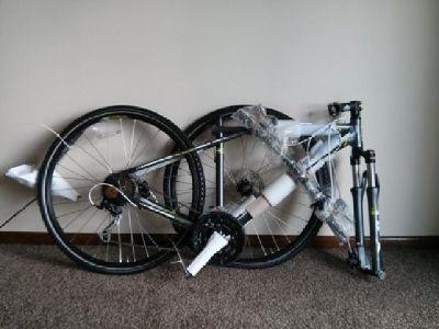 $400 OBO GT Transeo 2.0 Bike