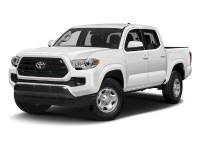 2016 Toyota Tacoma SR5 (Silver)