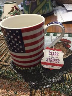 Good mourning Stars and Stripes