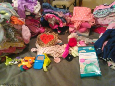 Name brand baby girl clothes