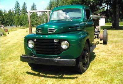 1950 Ford F6 Truck 1 1/2 Ton