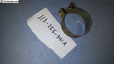 NOS Unused Heat Exchanger Clamp