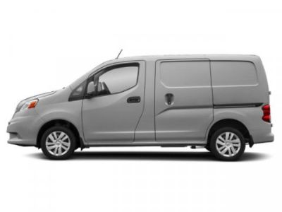 2019 Nissan NV200 S (Brilliant Silver Metallic)