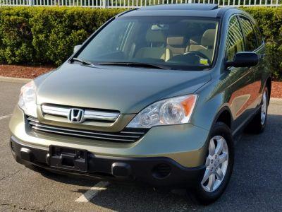 2007 Honda CR-V EX (Green Tea Metallic)