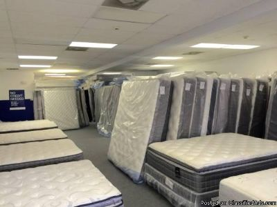 *Brand New Queen Mattress Set