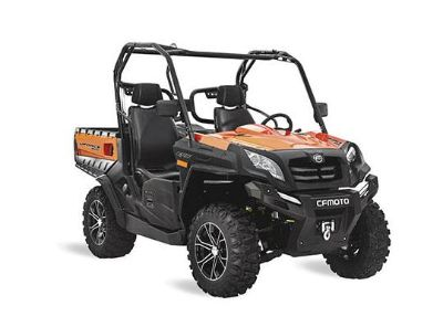 2018 CFMOTO UForce 500 Side x Side Utility Vehicles Allen, TX
