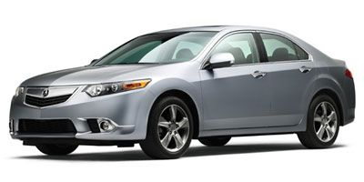 2011 Acura TSX Base (Red)