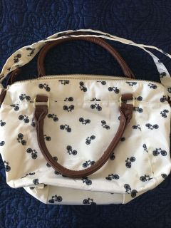 Old Navy bicycle purse