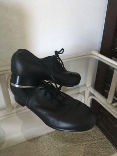 Like new Bloch Tap dance Shoes - size 5.5M - OBO