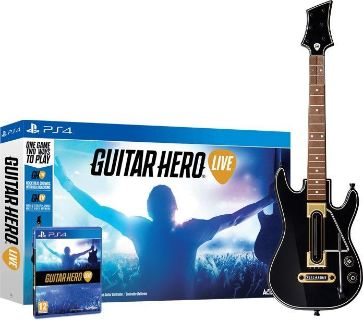 Looking for guitar hero live on PlayStation 4
