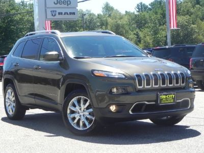 2015 Jeep Cherokee Limited  4X4  2.4  4 CYL. /  Navigation /  Automat