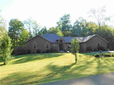 4956 South County Road 230 W Greensburg, Lakefront home on
