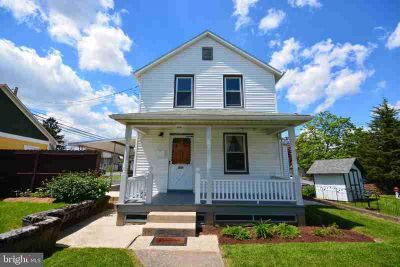 120 W Ferdinand St Manheim Two BR, Adorable single home in