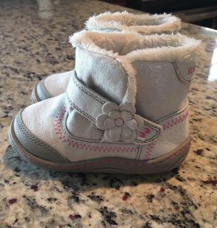 Stride Rite Surprize toddler boots