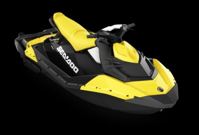 2017 Sea-Doo SPARK 3up 900 H.O. ACE iBR & Convenience Package Plus 3 Person Watercraft Wilkes Barre, PA