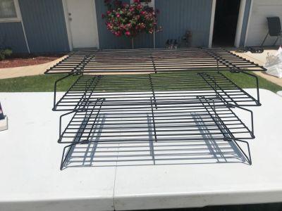 Stackable Baking cooling racks ($5 for set of 3)