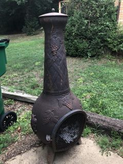 Cast Iron fore place