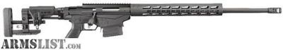 For Sale: Ruger Precision Rifle Gen 2 308win Bolt Action Rifle