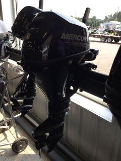 2017 Mercury Marine 8 hp FourStroke 4-Stroke Outboard Motors Gaylord, MI