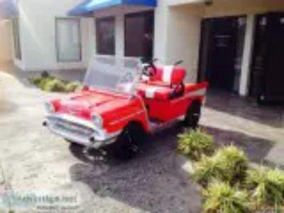 Chevy Golf Cart Custom Club Car V