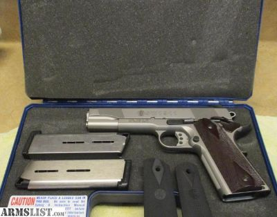 For Sale: S&W 1911 Stainless