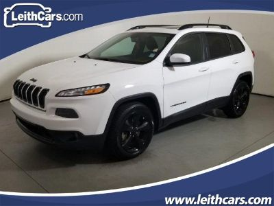2016 Jeep Cherokee Limited (Bright White Clearcoat)